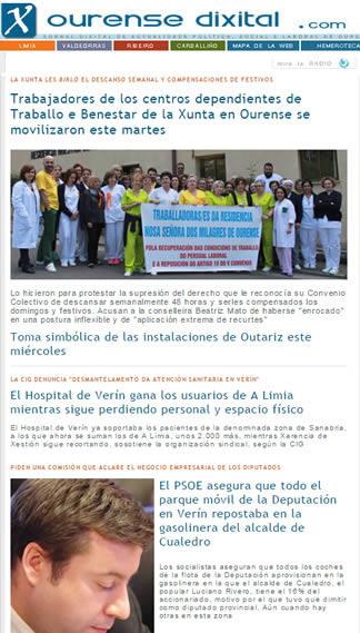 Ourense dixital com el concello de barbad s crea a for Oficina empleo ourense