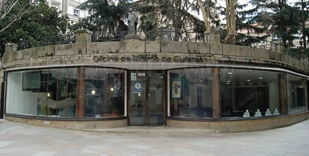 Ourense dixital com la semana santa ratifica a ourense for Oficina turismo ourense
