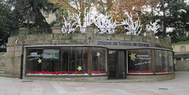 Ourense dixital com la oficina de turismo de ourense for Oficina turismo ourense