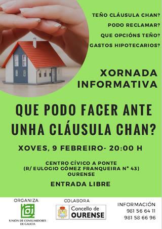 Ourense dixital com el centro c vico de a ponte acoger for Pasos para reclamar clausula suelo